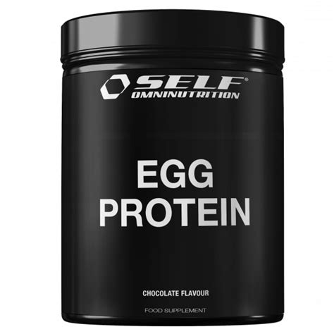 Self Isolate Egg Protein 1 kg - Proteinpulver - Extreme