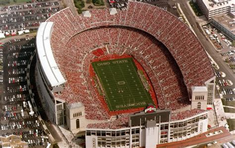 Ranking the Top 10 Biggest College Football Stadiums