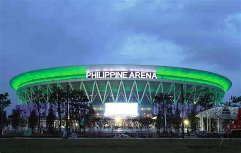 7 Facts They're Not Telling You About Philippine Arena