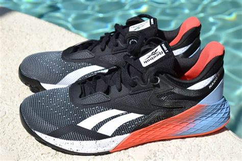 Reebok Nano X - CrossFit Training Shoe Review - Fit at Midlife