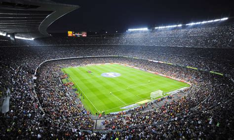 Barcelona to build new stadium unless Camp Nou gets