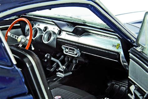 Ford Mustang Shelby GT 500 Model Car Kit | ModelSpace