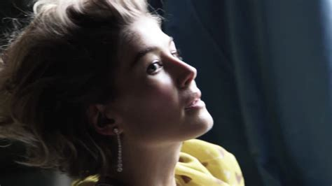 Watch Cover Shoots | February Cover Star Rosamund Pike