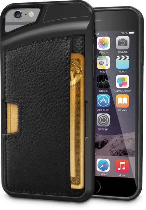 CM4 Q Card Case for iPhone 6s doubles as a wallet