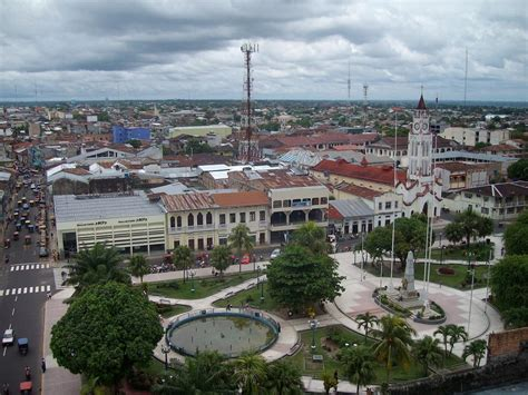 LATAM Airlines in Iquitos, Peru - Airlines-Airports