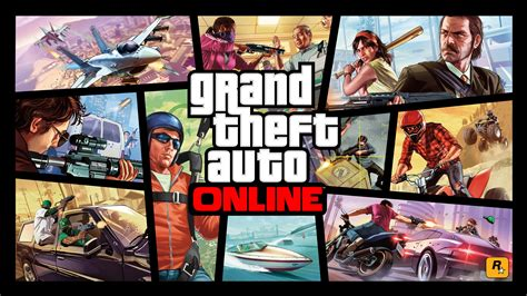 Grand Theft Auto Online Wallpapers | HD Wallpapers | ID #12869