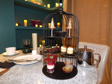 A Spellbinding Wizard Afternoon Tea Magicked Up At