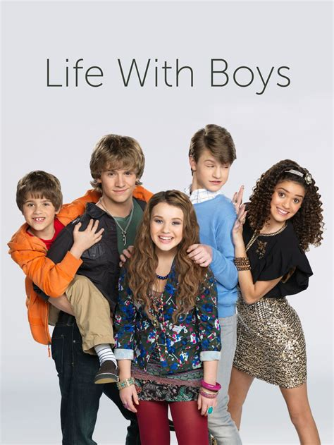 Watch Life With Boys Episodes   Season 2   TV Guide