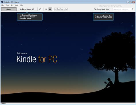 Kindle for PC 1
