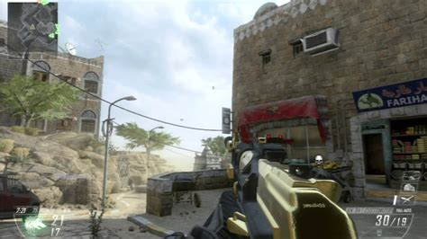 Black Ops 2: Gold AN-94 Gamplay | How To Get The Gold AN