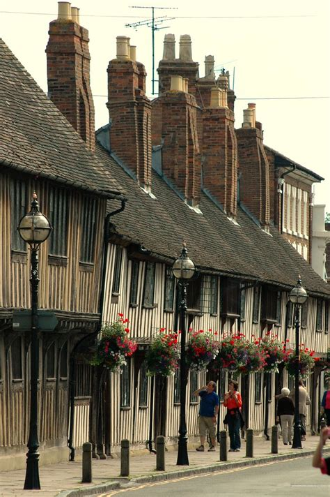 Stratford upon Avon   The King Edward the Sixth school and