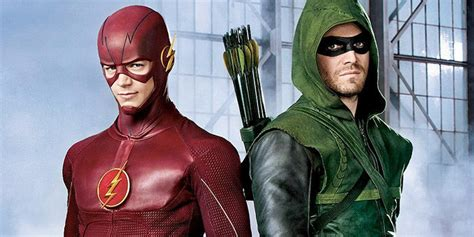 Arrow/Flash Spinoff Doesn't Have A Title Yet; Will Air