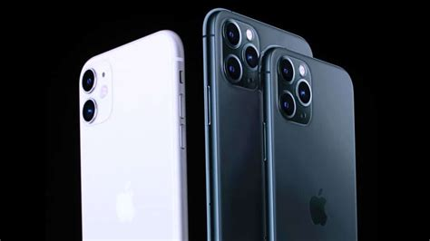 How to take a picture with iPhone 11, 11 Pro and 11 Pro Max
