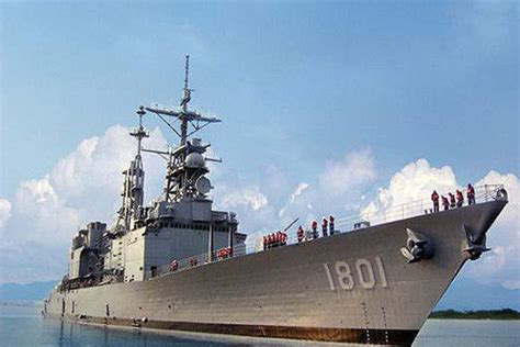 The world's 10 biggest destroyers - Naval Technology