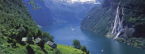 The best fjord cruises and sightseeing trips - Fjord Norway