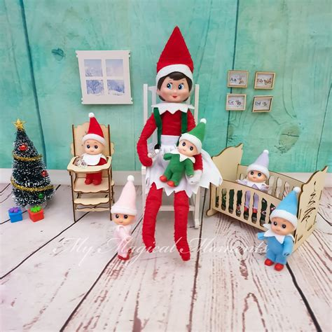 Elf on the Shelf Baby Kit Etsy   Apartment Therapy