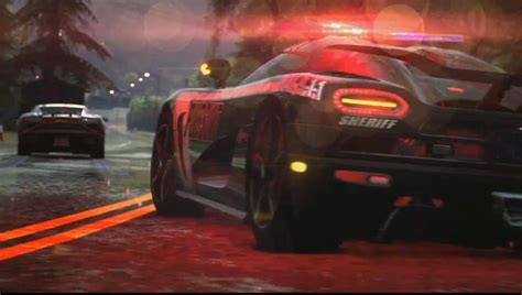 Gamescon 2013: The New Need for Speed: Rivals Undercover