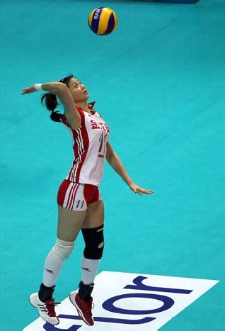 Self Confidence in Volleyball Serve