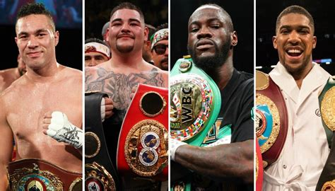 Boxing: Heavyweight division as murky as ever, as