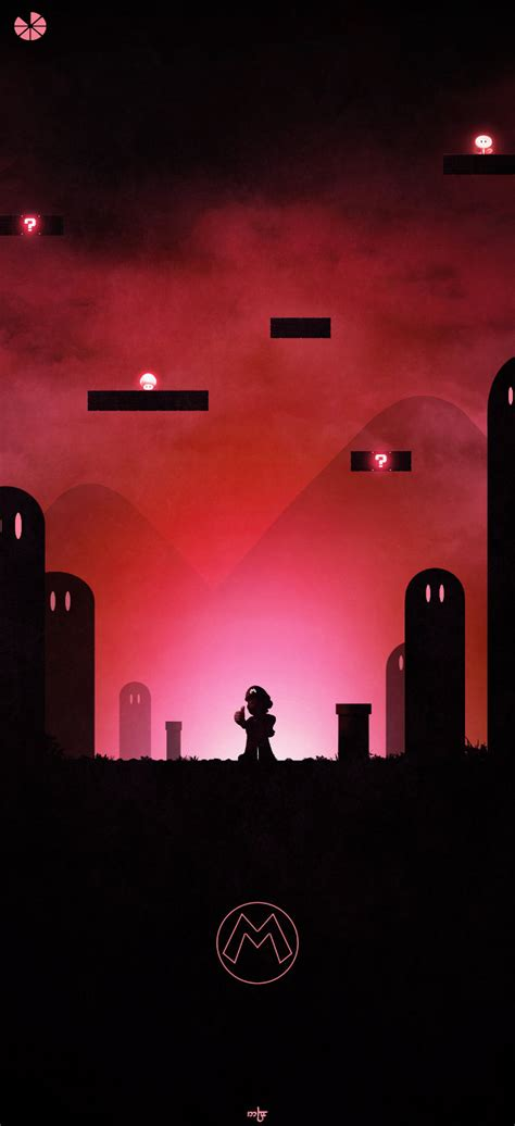 Beautifully Minimalistic Video Game Character Posters