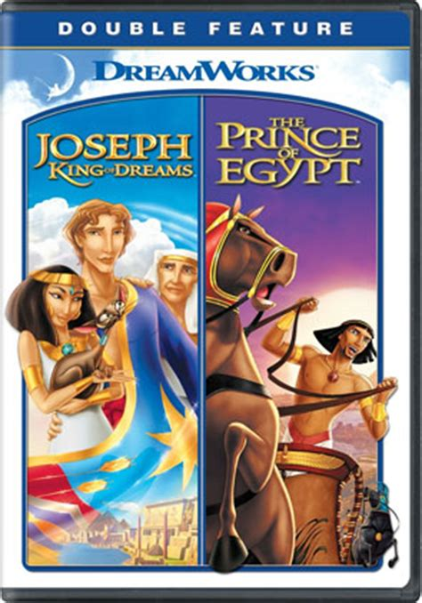 Joseph King of Dreams/Prince of Egypt (Double Feature) 2