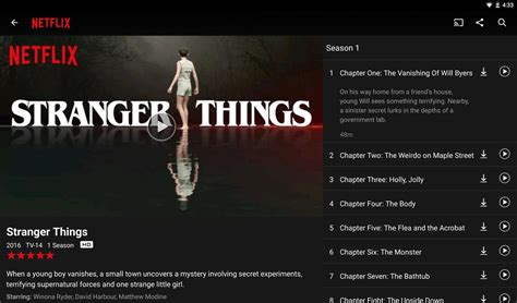 Netflix APK Download - Free Entertainment APP for Android