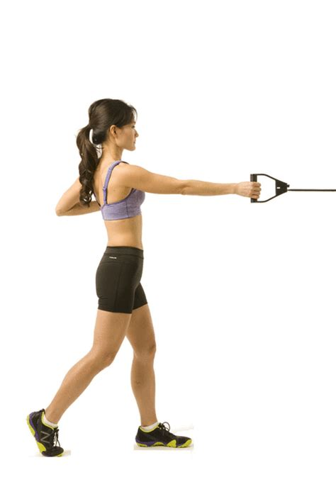 Resistance Band Exercises - Upper Body Workout