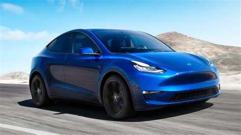 2020 Tesla Model Y - Quirks And Features Pictures, Photos