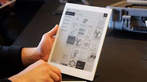ReMarkable E-ink Tablet review | Trusted Reviews