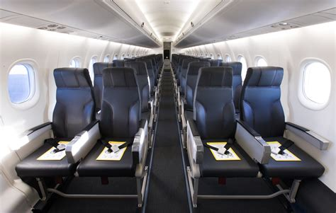 Qantas' First Dash-8 With New Interior Is Now Flying