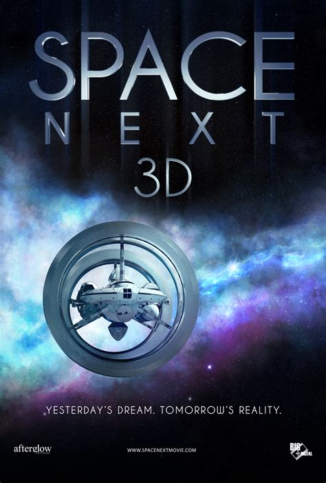 Rocket Scientists Put on 3D Glasses for Space Next Movie