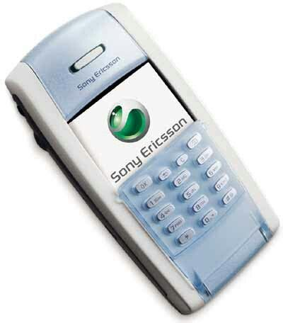 Sony Ericsson P800 my first touch screen phone way back in