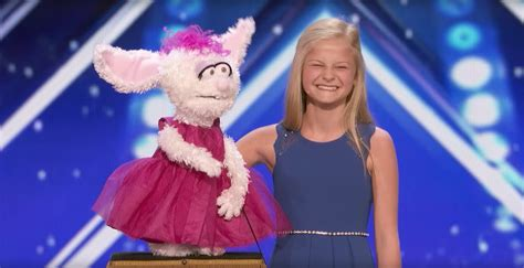 12-Year-Old Earns Golden Buzzer for Her Amazing Singing