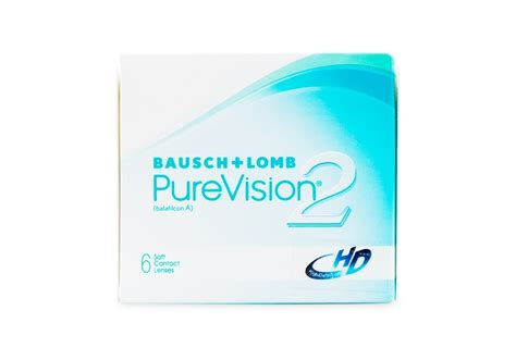 PureVision 2 HD - 6 pack