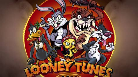 Looney Tunes 2016 - TIX & The Pøssy Project - YouTube