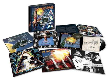 Def Leppard – The Collection: Volume One | vinyl4you
