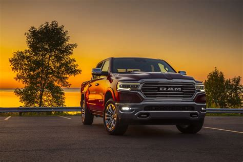 This round in Truck Wars goes to the 2020 Dodge Ram 1500
