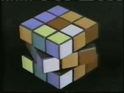 Learning To Solve a Rubik's Cube From Scratch using