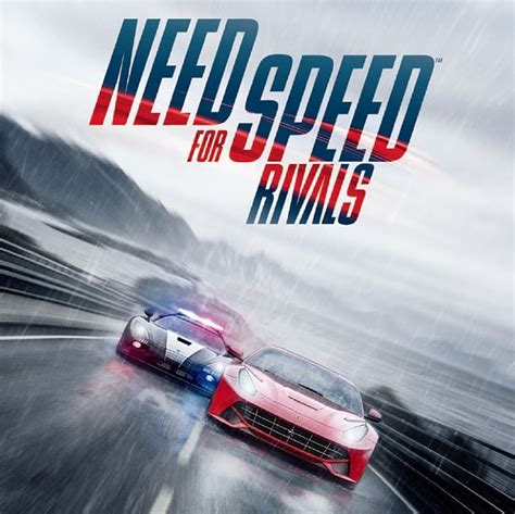 Need for Speed: Rivals (2013) PlayStation 3 box cover art