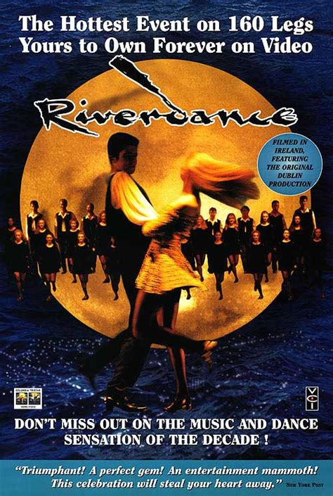 Riverdance movie posters at movie poster warehouse