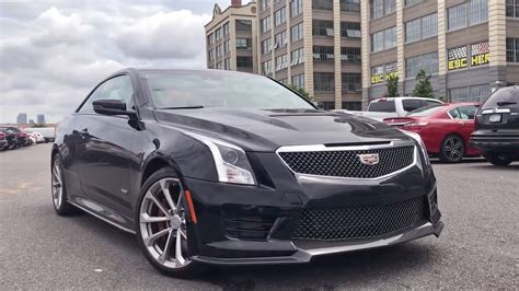 cadillac ats v coupe, the ats-v coupe (discontinued in