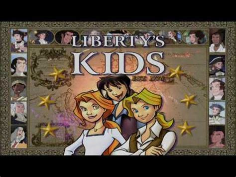 Liberty`s Kids: Opening Theme Song - YouTube