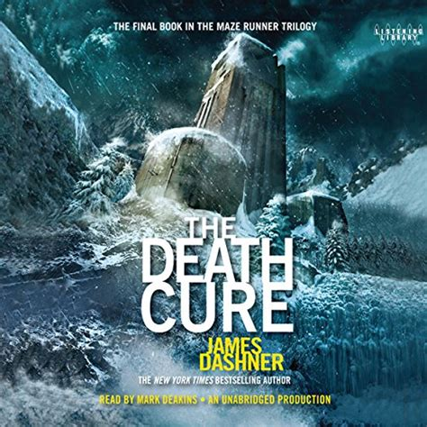 The Death Cure (Audiobook) by James Dashner   Audible