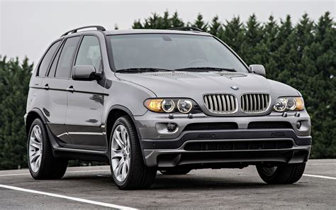 2004 BMW X5 Sport (US) - Wallpapers and HD Images | Car Pixel