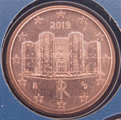 Italy Euro Coins UNC 2019 ᐅ Value, Mintage and Images at