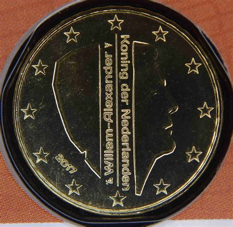 Netherlands Euro Coins UNC 2017 ᐅ Value, Mintage and