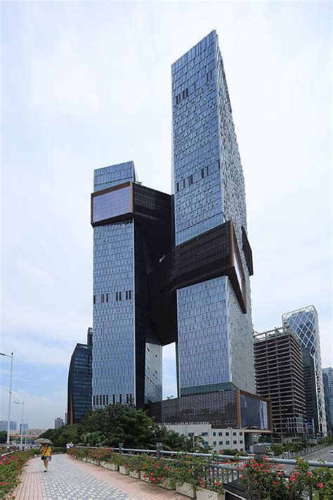 Tencent Seafront Tower, Shenzhen, China | WSP