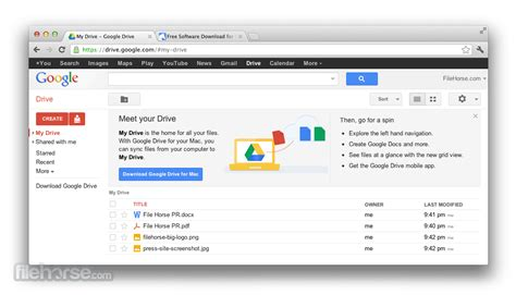 Google Drive for Mac - Download Free (2020 Latest Version)