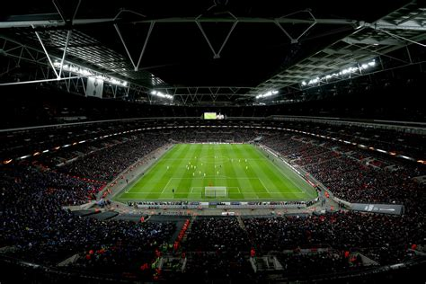 What are the UK's 10 biggest football stadiums? | London