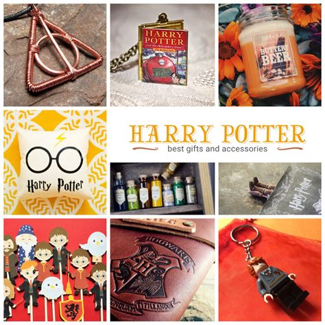 27 magical Harry Potter gifts and accessories